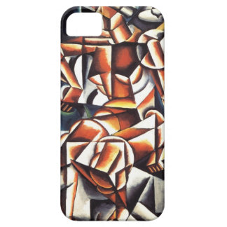Caso del iPhone del arte de Popova Funda Para iPhone SE/5/5s