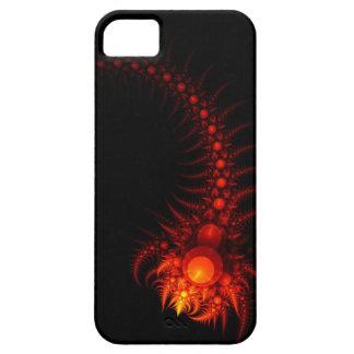 Caso del iPhone del arte del fractal: Escorpión Funda Para iPhone SE/5/5s