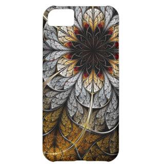 Caso del iPhone del arte del fractal: Flor II
