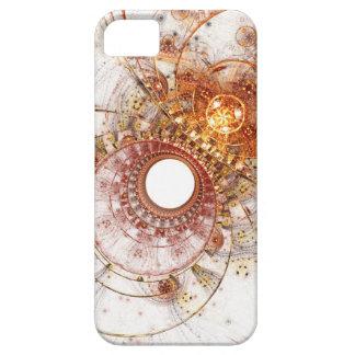 Caso del iPhone del arte del fractal: Temperamento iPhone 5 Carcasa