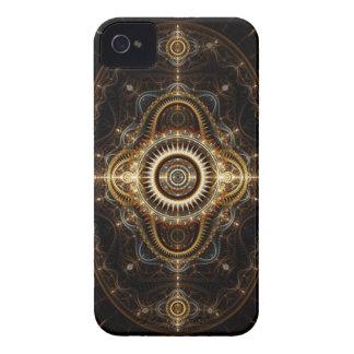 Caso del iPhone del arte del fractal: Todo el ojo Funda Para iPhone 4