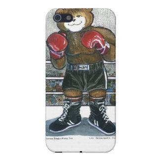 Caso del iPhone del boxeador iPhone 5 Fundas