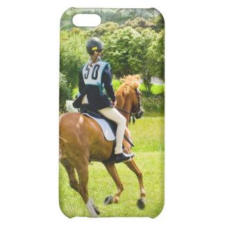 Caso del iPhone del caballo de Eventing