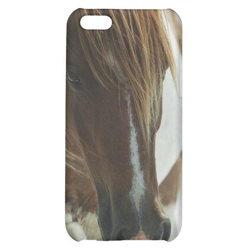 Caso del iPhone del caballo salvaje del mustango