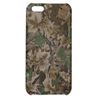 Caso del iPhone del camo del árbol