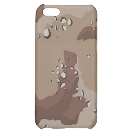 caso del iPhone del camoflauge del desierto