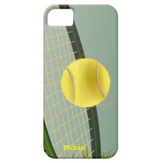 Caso del iPhone del campeón del tenis iPhone 5 Case-Mate Cárcasas