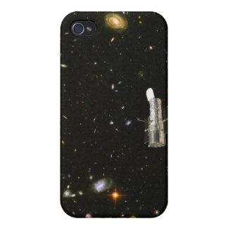 Caso del iphone del campo de estrella del TGV iPhone 4/4S Carcasa