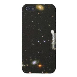 Caso del iphone del campo de estrella del TGV iPhone 5 Funda