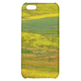 Caso del iPhone del campo de la pradera