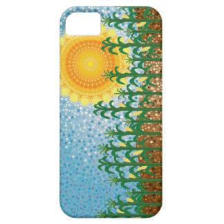 Caso del iPhone del campo de maíz Funda Para iPhone SE/5/5s