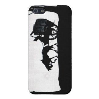 """Caso del iPhone """"del carro fantasma"""" iPhone 5 Carcasas"""