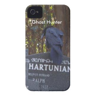 Caso del iphone del cazador del fantasma Case-Mate iPhone 4 cobertura