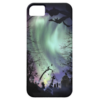 Caso del iPhone del cementerio de la aurora iPhone 5 Case-Mate Coberturas