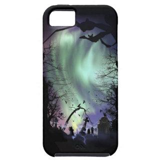 Caso del iPhone del cementerio de la aurora iPhone 5 Carcasa