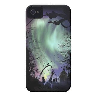 Caso del iPhone del cementerio de la aurora iPhone 4 Funda