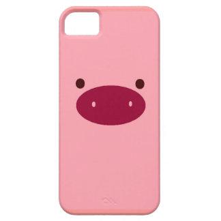 caso del iphone del cerdo iPhone 5 funda