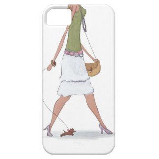 Caso del iPhone del chica de la moda iPhone 5 Cobertura
