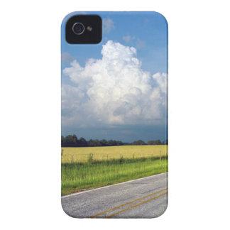Caso del iPhone del cielo del verano Funda Para iPhone 4