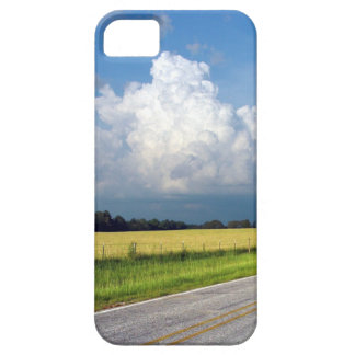 Caso del iPhone del cielo del verano Funda Para iPhone SE/5/5s