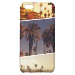 Caso del iPhone del collage de Los Ángeles