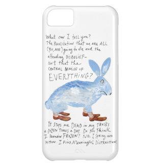 Caso del iPhone del conejito