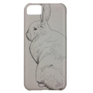 Caso del iPhone del conejo Funda Para iPhone 5C
