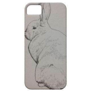 Caso del iPhone del conejo iPhone 5 Carcasas