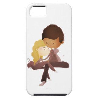 caso del iphone del cuddletown iPhone 5 cárcasas