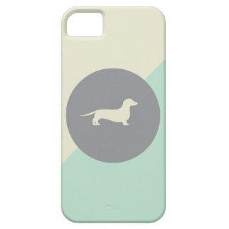 caso del iphone del dachshund iPhone 5 fundas