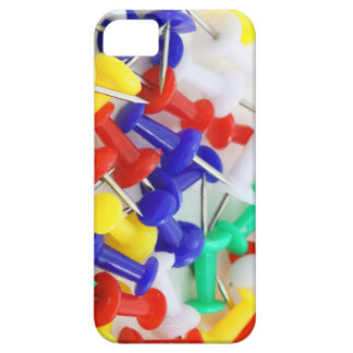 Caso del iPhone del ~ de las tachuelas de pulgar iPhone 5 Carcasas
