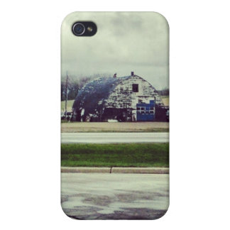 Caso del iPhone del día lluvioso, mota iPhone 4/4S Carcasa