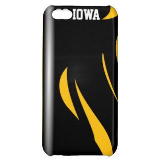 Caso del iphone del diseñador de Iowa
