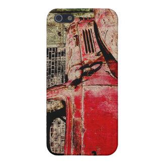 caso del iPhone del diseño del coche del vintage iPhone 5 Carcasa