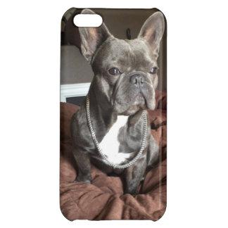 caso del iphone del dogo francés