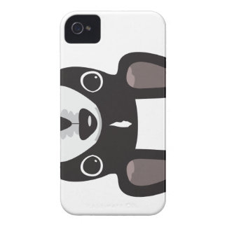 Caso del iPhone del dogo francés iPhone 4 Carcasas