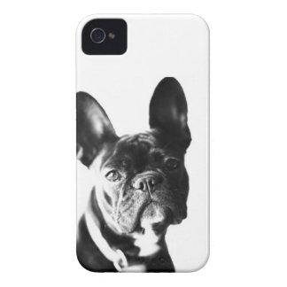 Caso del iPhone del dogo francés iPhone 4 Carcasa