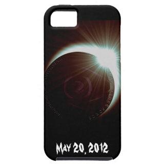 Caso del iPhone del eclipse solar iPhone 5 Funda