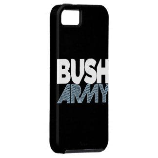 Caso del iPhone del ejército de Bush iPhone 5 Cárcasas