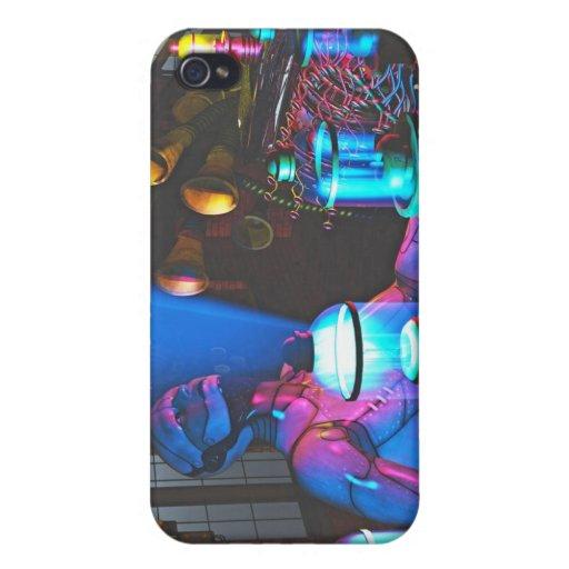 Caso del iPhone del ensueño, por José Mosa iPhone 4/4S Carcasa