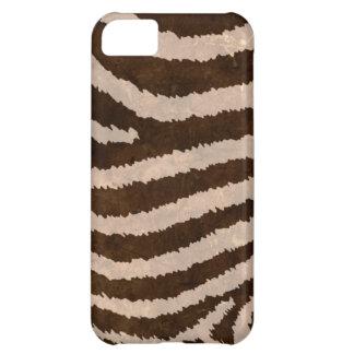 Caso del iPhone del estampado de zebra del estilo  Funda Para iPhone 5C