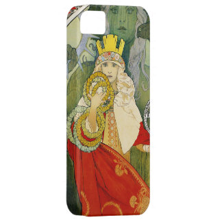 Caso del iPhone del festival de Alfonso Mucha Soko iPhone 5 Case-Mate Funda