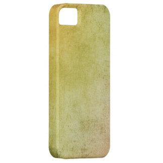 Caso del iPhone del fondo del vintage iPhone 5 Fundas