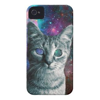 Caso del iPhone del gato Funda Para iPhone 4