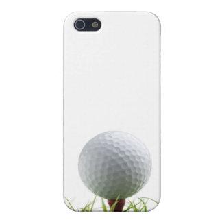 Caso del iPhone del golf iPhone 5 Carcasa