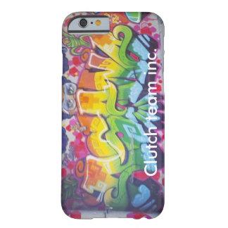caso del iphone del graffitti funda para iPhone 6 barely there