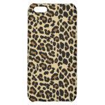 Caso del iPhone del guepardo del oro