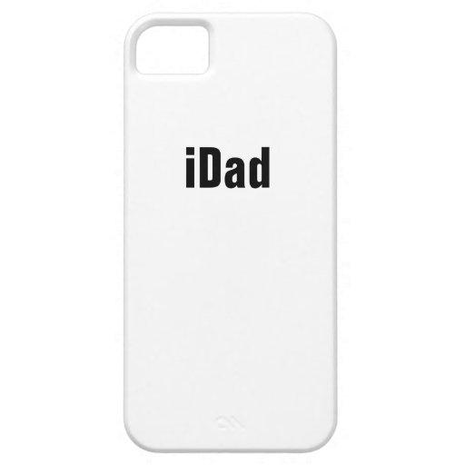caso del iPhone del iDad iPhone 5 Case-Mate Carcasa
