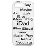 caso del iPhone del iDad iPhone 5 Case-Mate Cárcasas