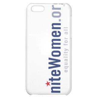 caso del iPhone del logotipo de UniteWomen.org